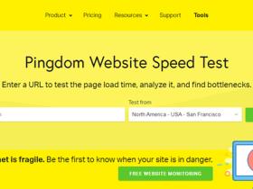 如何测试网站速度?