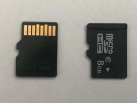 Micro SD卡被骗case