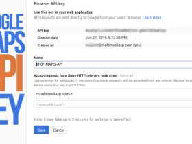 如何获得Google API Key?