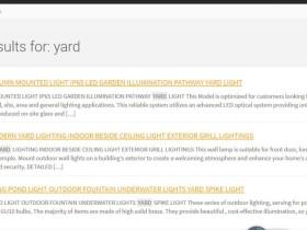 如何在WordPress主题RT-Theme 18或19的搜索结果里显示产品图片