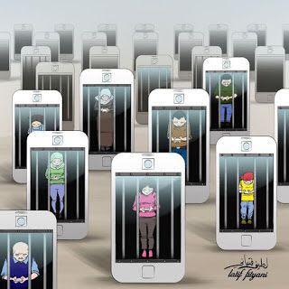 Internet addiction disorder twitter facebook
