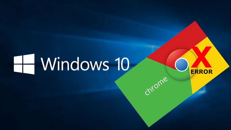windows 10 ,google浏览器打不开